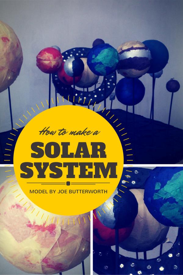 Making a Model Solar System | Prime Time PBC - STEAM