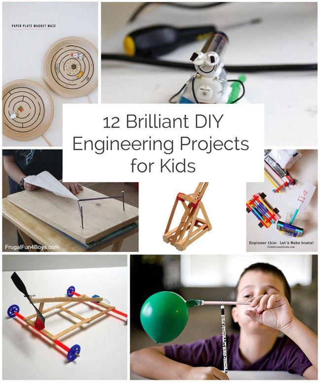 Best 25 High School Stem Activities Ideas On Pinterest: DIY Engineering Projects For Kids